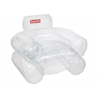 FW18 Supreme Inflatable Chair Clear