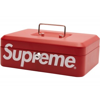 FW18 Supreme Lock Box Red