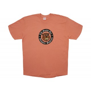 FW18 Supreme Life Sucks Die Tee Terra Cotta