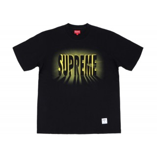 FW18 Supreme Light SS Top Black