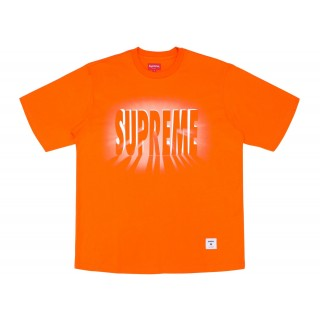 FW18 Supreme Light SS Top Orange