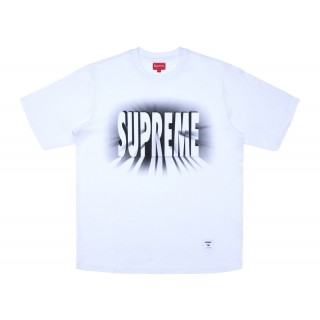 FW18 Supreme Light SS Top White