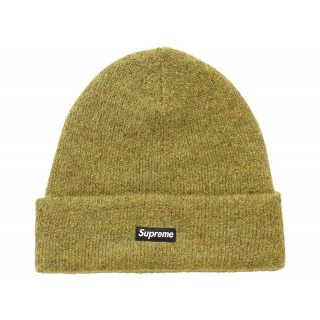 FW18 Supreme Mohair Beanie (FW18) Olive