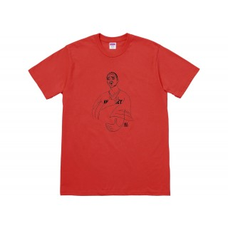 FW18 Supreme Prodigy Tee Red