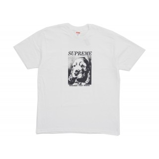 FW18 Supreme Remember Tee White