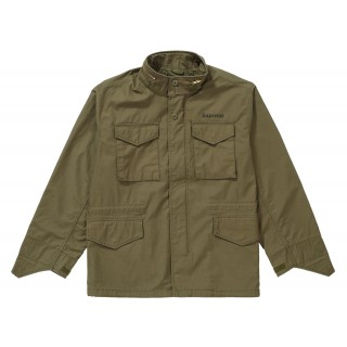 FW18 Supreme The Killer M-65 Jacket Olive