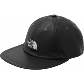 FW18 Supreme The North Face Leather 6-Panel Black