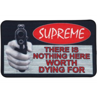 FW18 Supreme Welcome Mat Multicolor