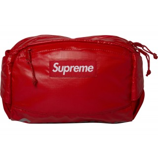 FW18 Supreme Waist Bag Red